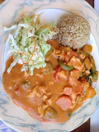 Ruen Tong: Fabulous pumpkin curry