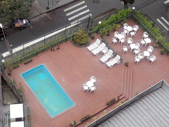 Century Paulista Hotel: Piscina do hotel