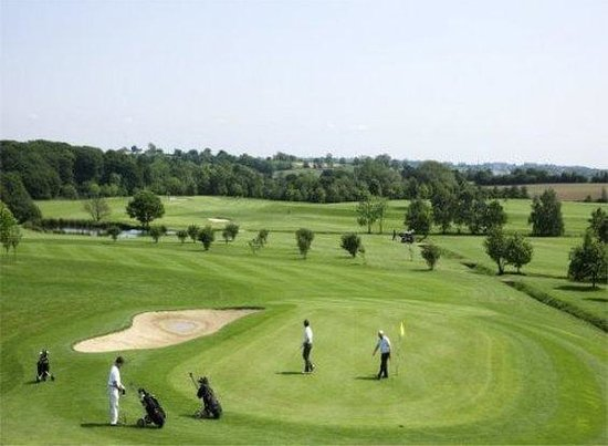 The Morley Hayes Hotel: Golf