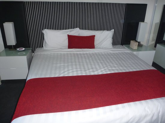 Rydges Mount Panorama Bathurst: Bedroom