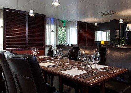 Comfort Hotel Cergy Pontoise: restaurant