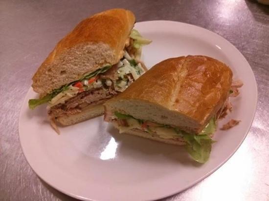 Nancy O's: Smoked Chicken Sandwich