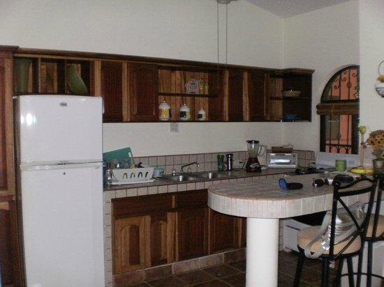 Plaza Suites: Cucina - Breakfast Bar