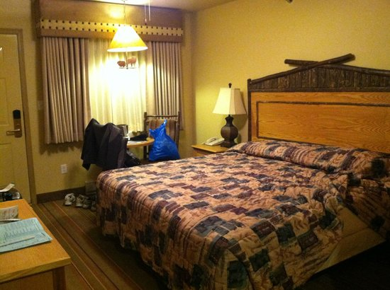 Denali Princess Wilderness Lodge : Room F200