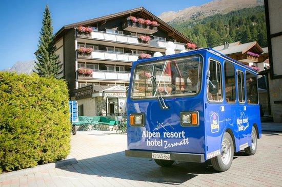 BEST WESTERN Alpen Resort Hotel: Aussenansicht