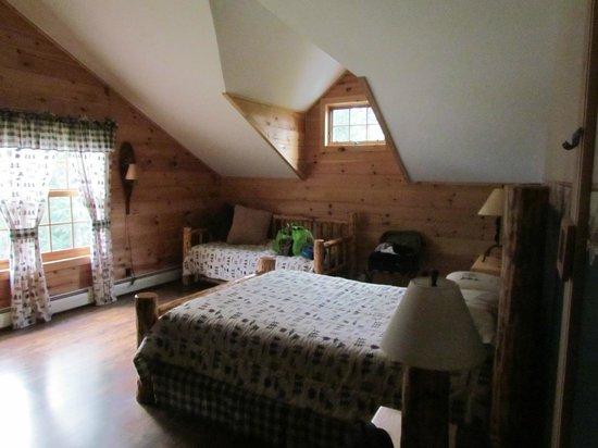 Packbasket Adventures: Bedroom