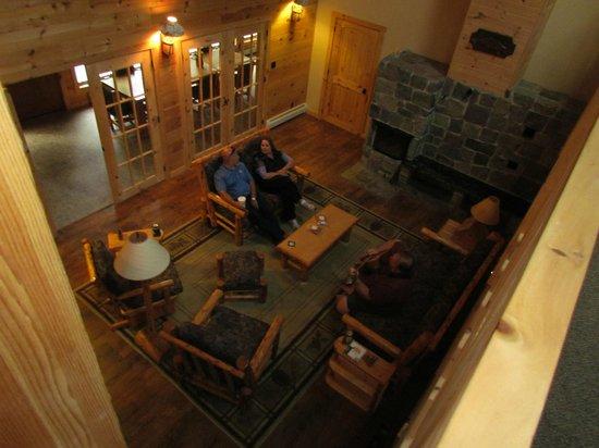 Packbasket Adventures: Living Room