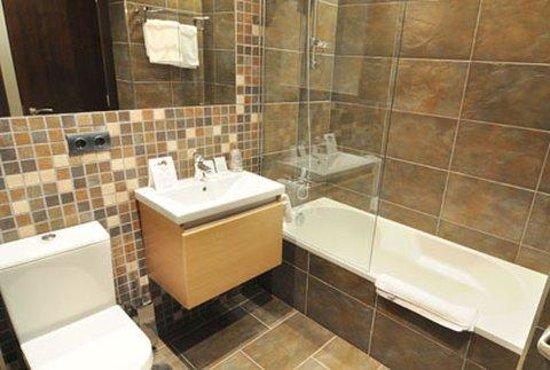 Hotel Casa Rosalia: Baño Standard / Bathroom