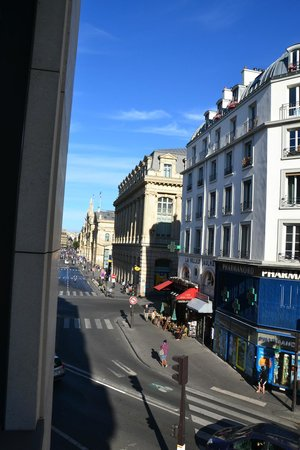 Hôtel HOR : View from room
