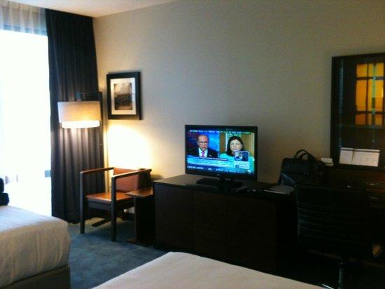 Hyatt Regency Minneapolis : Bedroom