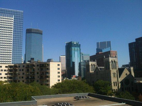 Hyatt Regency Minneapolis : View from room