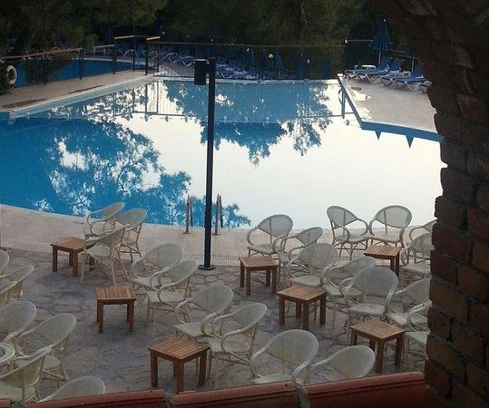 Montana Pine Resort: marmara pool