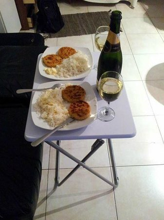 Modigliani Art & Design Suites Mendoza: Cena romántica