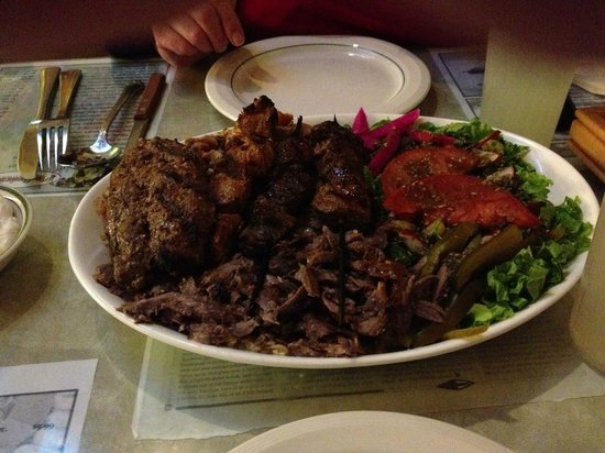 """Phoenicians of Albany: Our delightful """"dinner for two"""""""