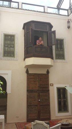 Palacio de las Especias: Habitación Bab el Khemish