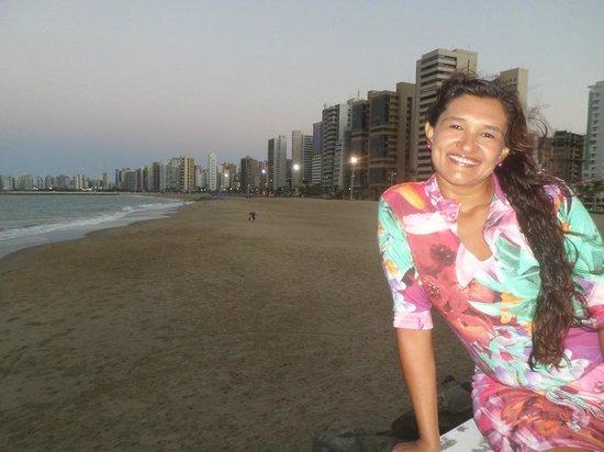 Iracema Beach: Linda praia