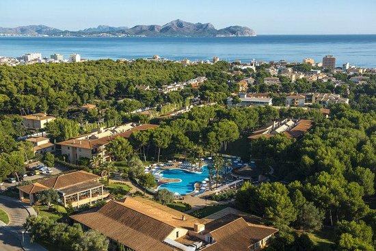 Vell Marí Hotel & Resort: Air Shot