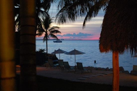 Azul del Mar: View out our door