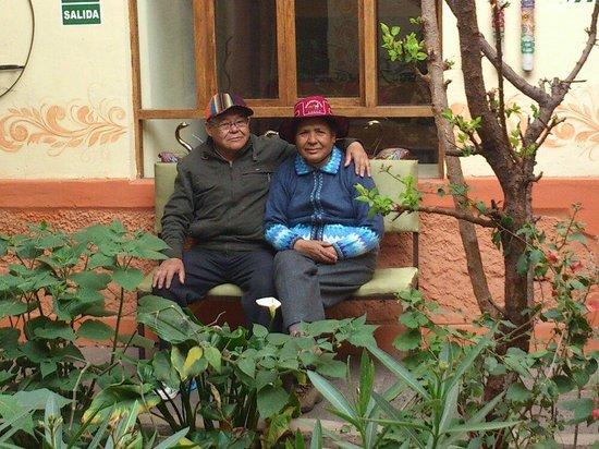 Sumayaq Hostel Cusco: Felices en SUMAYAQ