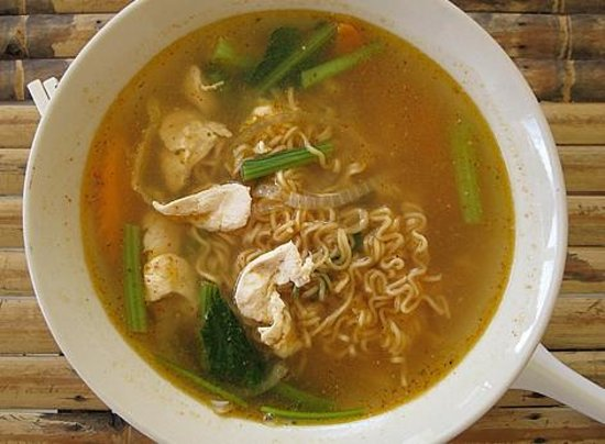Imchai Thaifood: Sup noodle