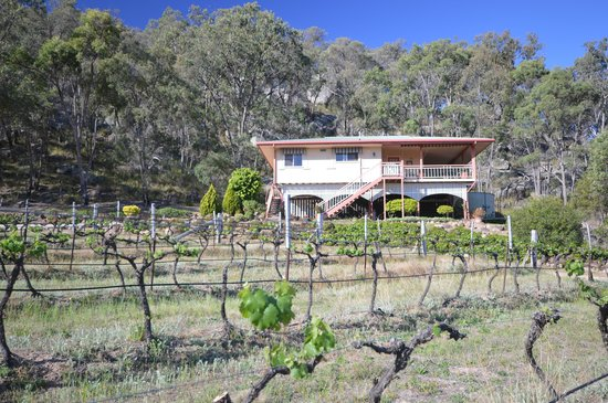 "Sancerre Estate B&B: ""Shiraz Cottage"" 3 bedroom self contained  Guesthouse."