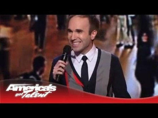 """The Comedy Club of the Outer Banks: Taylor Williamson - 2nd Place Winner """"America's Got Talent"""" 2013"""
