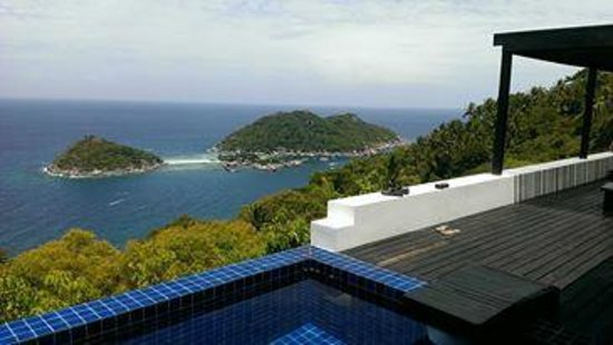 Casas del Sol - Luxury Boutique Villas: Best view on the island!