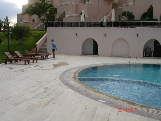 Peri Tower Hotel: Maridão conhecendo hotel