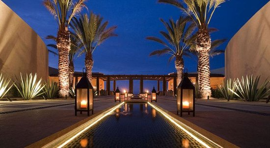 The Resort at Pedregal: Reception Water Feature