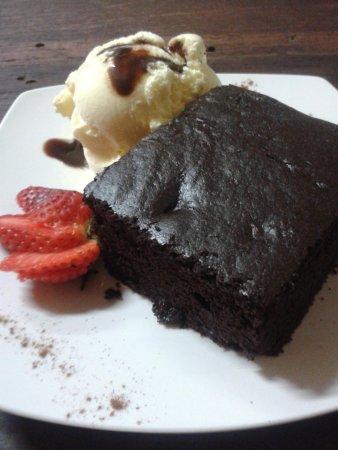Chocolate Fusion: brownie!!