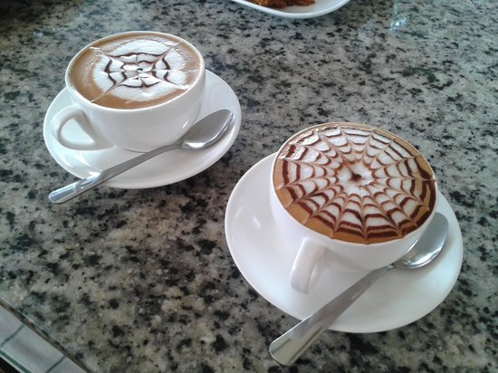 Chocolate Fusion: delicioso cafe