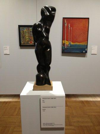 National Museum in Warsaw: Artwork