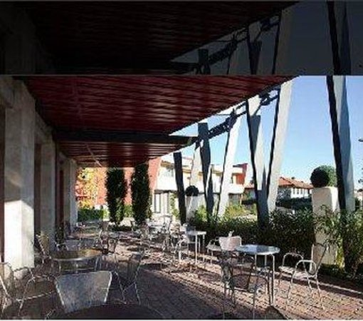 Hotel Holiday La Marca: External Terrace