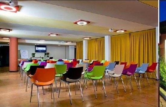 Hotel Holiday La Marca: Gioiosa Meeting Room