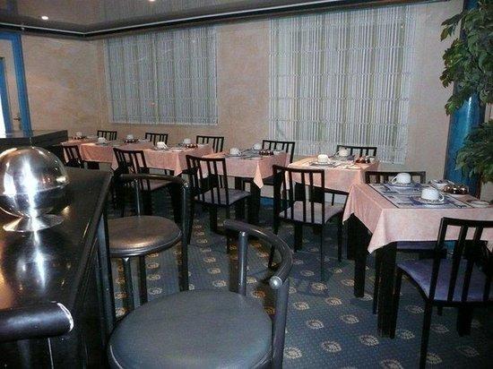 Hôtel de Clisson : Breakfast Room