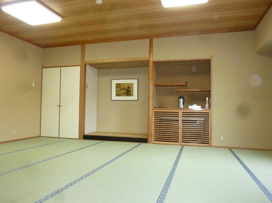 Yuzawa New Otani: 和室内部