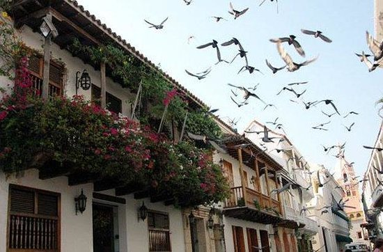 Hotel Santa Cruz: Fotpe HOTELOK