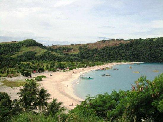 Calaguas Island, Filippinerna: landscape