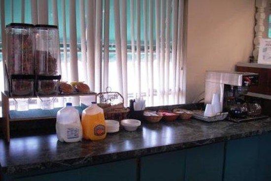 Antilley Inn: Guest Room
