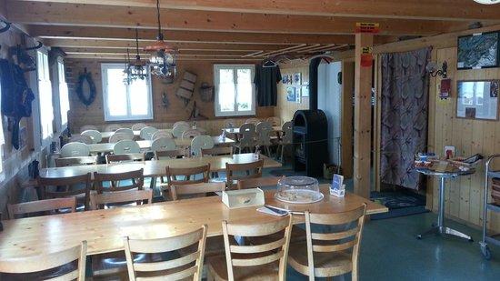 Berghaus Manndlenen: Dining Room Inside   -  Manndlenen