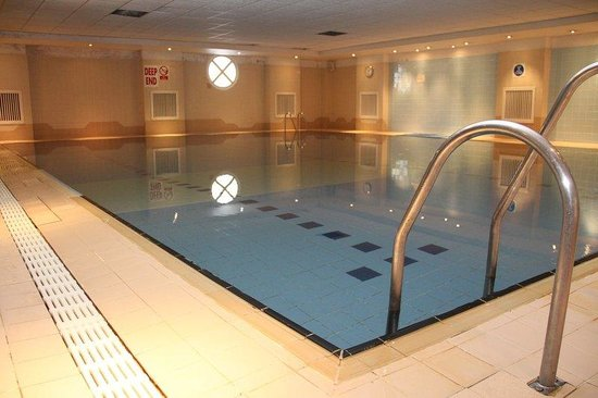 The Lansdowne Hotel: 12m x 8m Indoor Swimming Pool