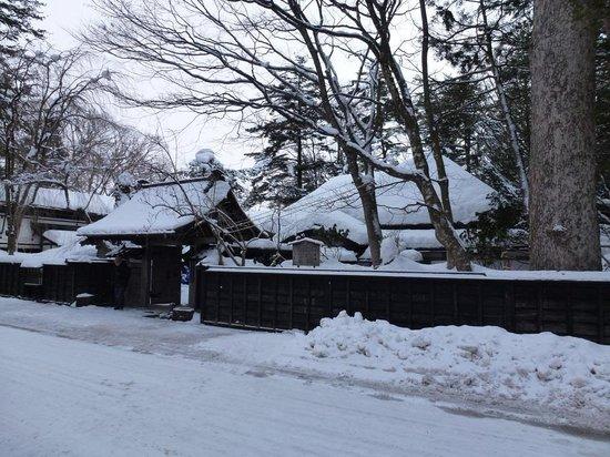 Aoyagi Samurai Manor : 角館歴史村 青柳家