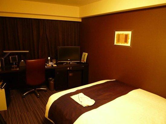 Daiwa Roynet Hotel Nagoya Ekimae : 部屋の様子