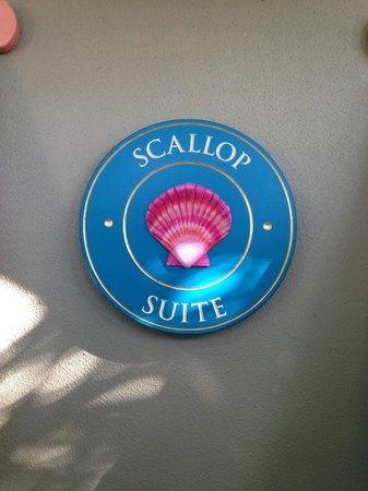 Seashell Suites Resort: Our room
