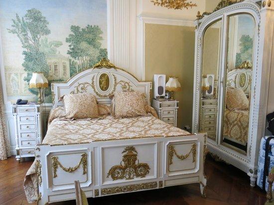 Hotel de Luxe le Cep : Bedroom