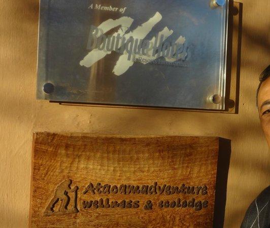 Atacama Adventure Wellness & Ecolodge: Atacamadventure Wellness & Ecolodge um detalhe que faz toda a diferença.