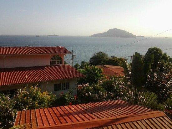B&B Hotel Cerrito Tropical Lodge: Vista desde el balcón de la habitación