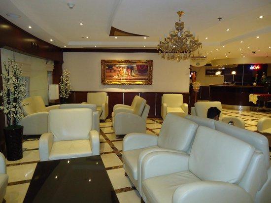 Emirates Stars Hotel Apartments : LOBBY AREA