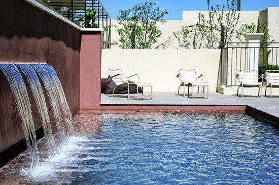Garrigae distillerie de p zenas hotel pezenas france - Pezenas piscine ...