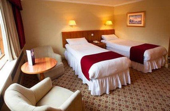 Daresbury, UK: Standard Twin Room